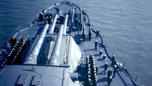 7 Things You May Not Know About the U.S. Navy