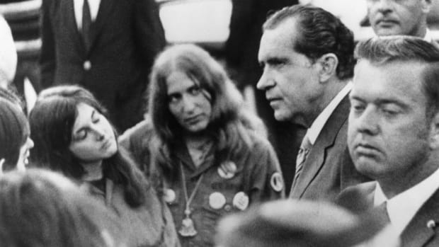How President Nixon Responded to the Kent State Shootings