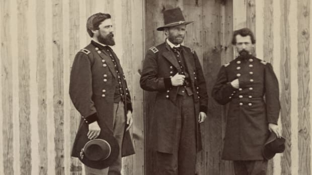 Ulysses S. Grant, Military Leader of the Civil War