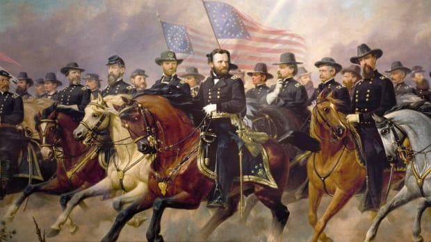 The Unlikely Rise of Ulysses Grant
