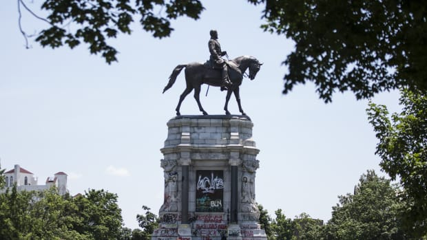 How the US Got So Many Confederate Monuments