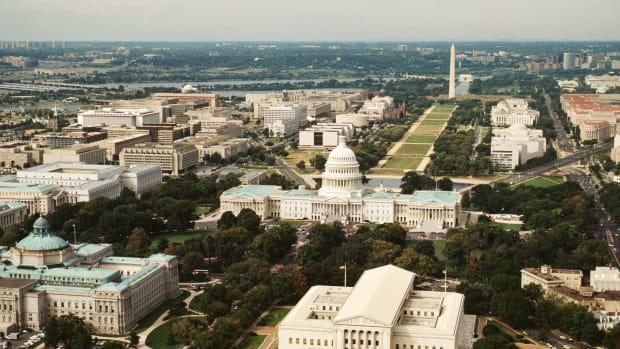 Why Isn't Washington, D.C. a State?