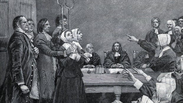 Who Were the Main Accusers in the Salem Witch Trials?