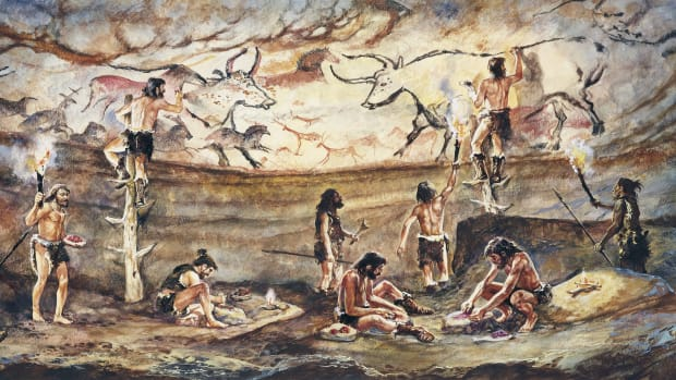 What Prehistoric Cave Paintings Reveal About Early Human Life