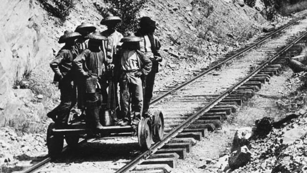How the Transcontinental Railroad Affected America's Communities of Color