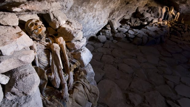 How Inca Mummies Ruled in the Afterlife