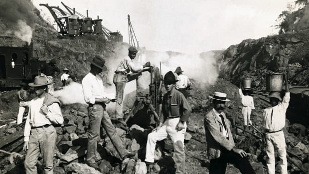 Why the Construction of the Panama Canal Was So Difficult—and Deadly