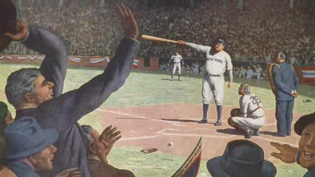 The Crime of Passion That Led to Babe Ruth's Epic World Series Home Run