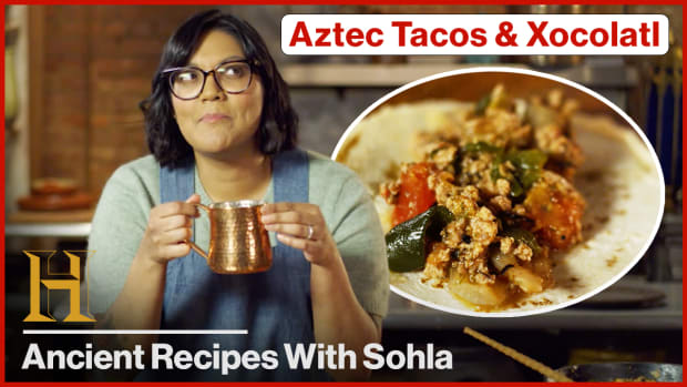 Sohla's Aztec Taco Tuesday (with Hot Chocolate!)