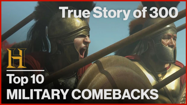 The 10 Biggest Comebacks in Military History