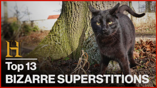 13 Bizarre Superstitions