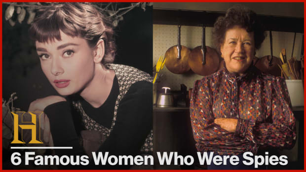 6 Famous Women Who Were Secretly Spies