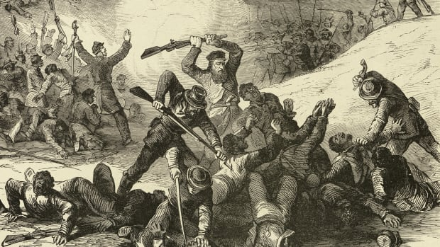 HISTORY: Fort Pillow Massacre