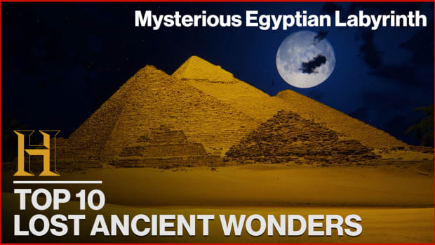10 LOST WONDERS OF THE ANCIENT WORLD