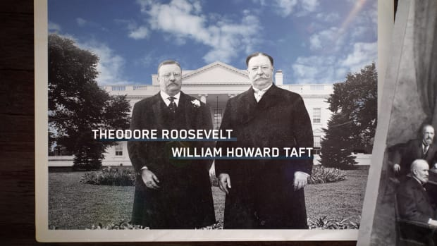 History Shorts: Roosevelt and Taft Battle at the RNC