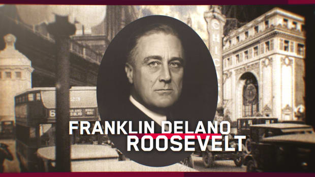 History Shorts: FDR Takes the Democratic Convention by Storm