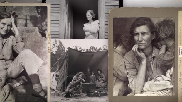 History Shorts: Dorothea Lange Documents America in Crisis