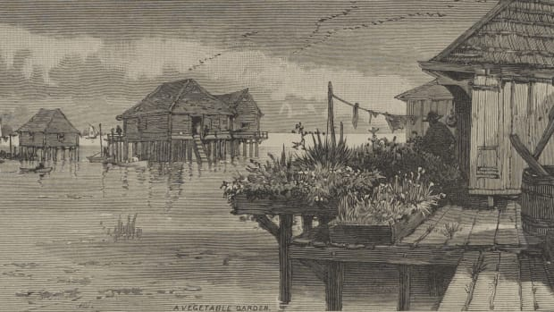 Filipino Fishermen Established the First Asian American Settlement in Louisiana