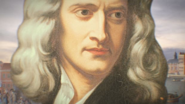 History Shorts: Isaac Newton's Genius in Quarantine (Forged in Crisis)