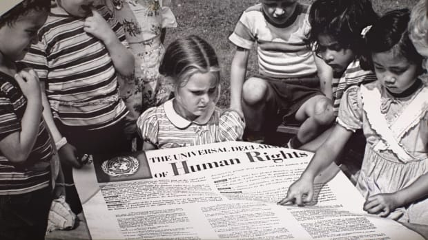History Shorts: Eleanor Roosevelt's Diplomatic Fight for Human Rights
