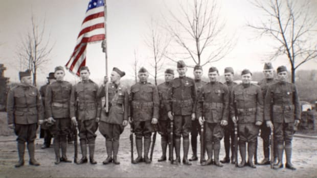History Shorts: When an Undocumented Immigrant Became a War Hero