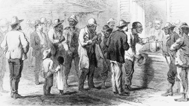 How Laws First Passed in Jim Crow Era Suppressed the African American Vote