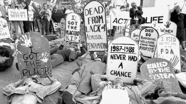 AIDS-Die-In-Protest-GettyImages-1213566352