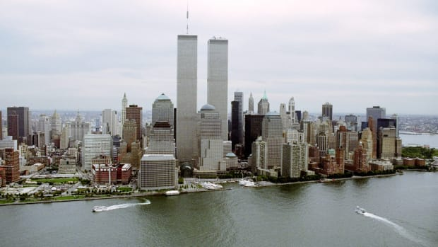 The World Trade Center, by the Numbers