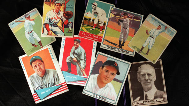 9 of the Most Valuable Baseball Cards in History