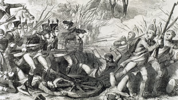 How the American Revolution Was Won in the South, Battle of the Cowpens