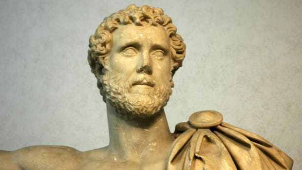 Timeline of Ancient Roman Emperors