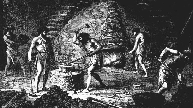 5 Tools and Innovations of the Iron Age