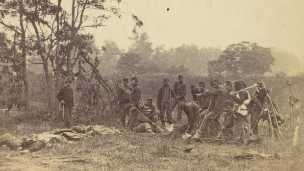 How Photos from the Bloody Battle of Antietam Revealed the American Civil War's Horrors