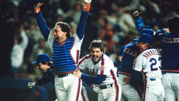 Six of the Wildest Moments from the 1986 New York Mets Championship Season