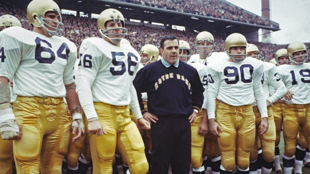 'Games of the Century': Epic College Football Clashes