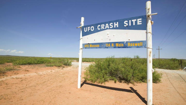 History's Most Infamous UFO Sightings of the Modern Era