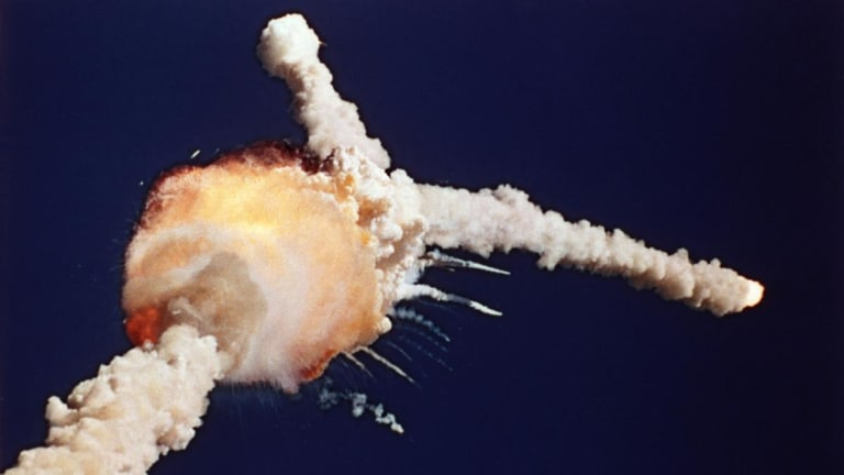 Space Shuttle Challenger Disaster - HISTORY