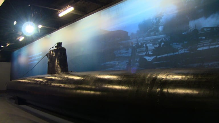 The Midget Subs That Beat the Planes to Pearl Harbor