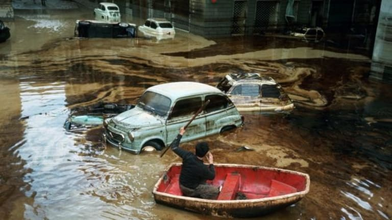 The World's Most Catastrophic Floods, in Photos