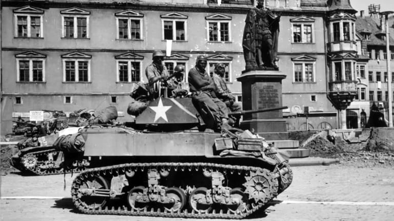 The Original Black Panthers Fought in the 761st Tank Battalion During WWII