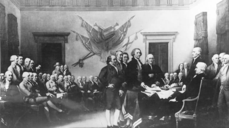 9 Things You May Not Know About the Declaration of Independence