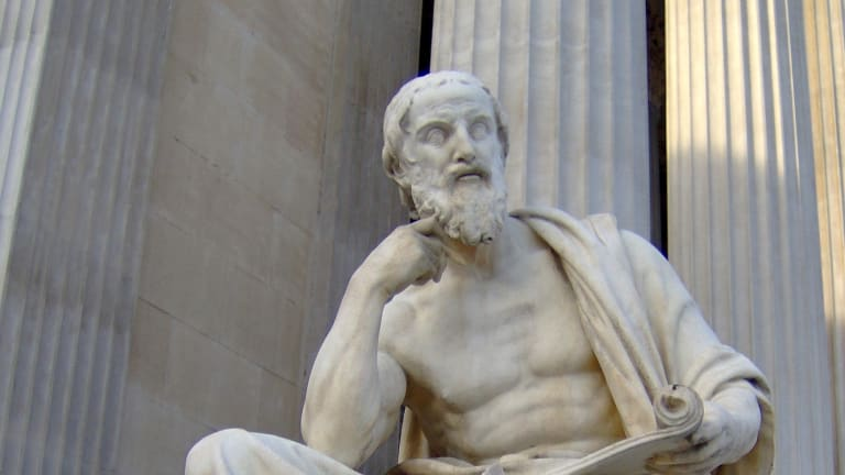 Image result for image of herodotus