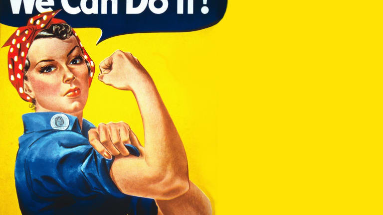 Uncovering the Secret Identity of Rosie the Riveter