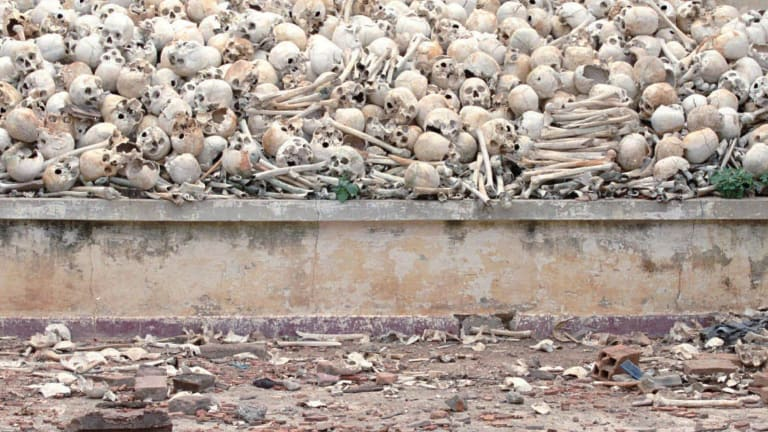 Khmer Rouge - HISTORY