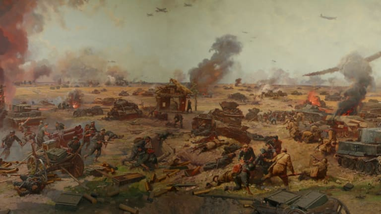 Battle of Kursk - HISTORY