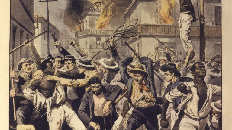 1920s Riots By Year