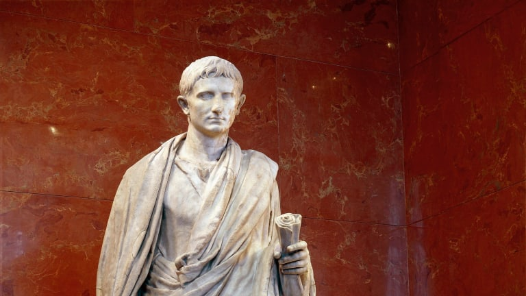 Image result for caesar augustus