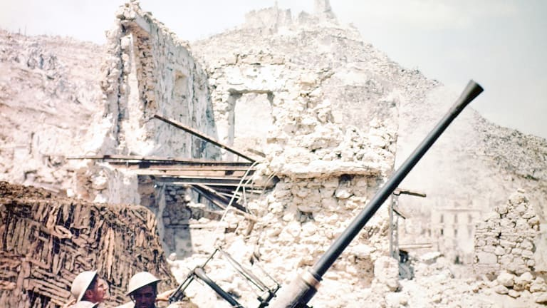 Battles of Monte Cassino
