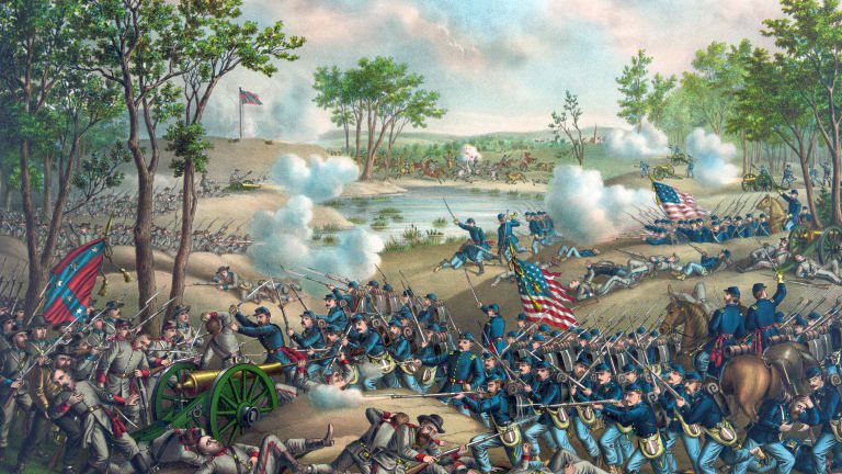 Battles of Cold Harbor