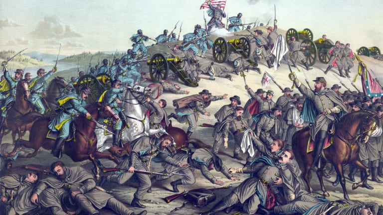 Battle of Nashville